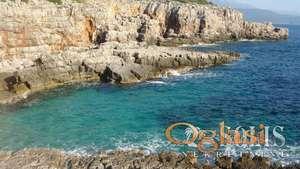 RADOVIĆI CG; LUŠTICA, Prodaje se odličan parazan plac na poluostrvu Luštica, na 50m od mora